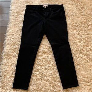 Banana Republic Black Jeans